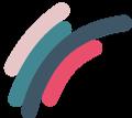 logo pinselstriche
